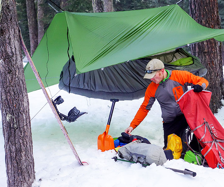 Exped Pro Site